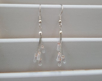 Mini Light Bulb Earrings