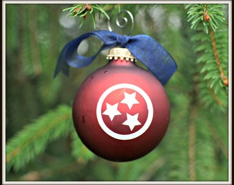 Tennessee Tristar Ornament