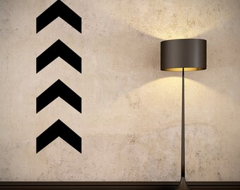 One Direction Arrows Wall-Sized Decal