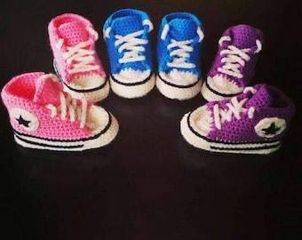 Brand 1 basket crochet