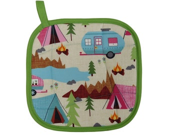 Camping Pot Holder