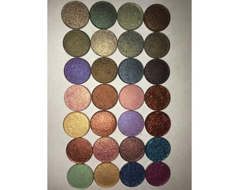 Custom eyeshadow palette / make your own