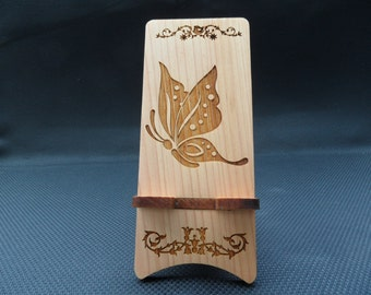 Cell Phone Stand - Butterfly