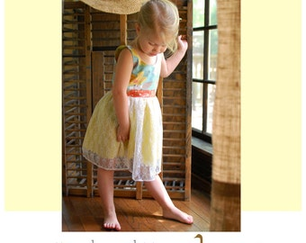 BG Original - The Milly Dress pdf pattern