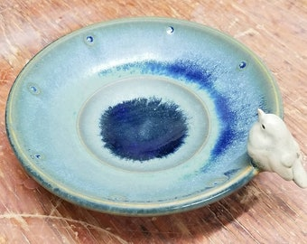 Ceramic Bird Bowl