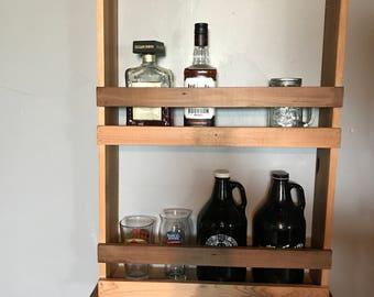 Wooden Shelf from reclaimed wood