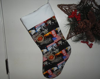 Marines Christmas stocking