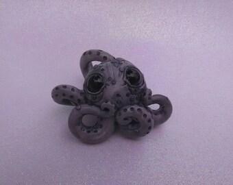 Cute Creature Octopus Sculpture