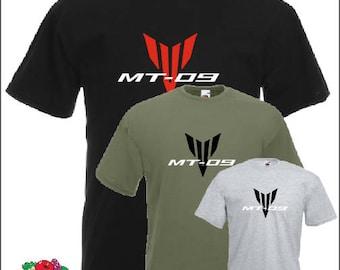 YAMAHA MT-O9 MT 09 T-shirt for Yamaha fans Motorcycle shirt