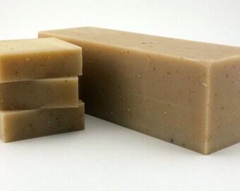 Oatmeal Milk & Honey   Homemade Artisan Soap