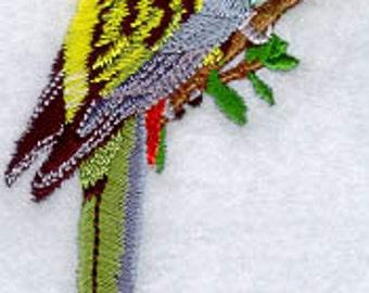 Rosella Embroidered Flour Sack Hand/Dish Towel