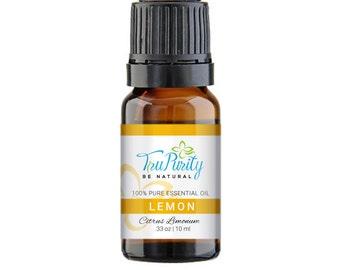 LEMON- 100% Pure Essential Oil