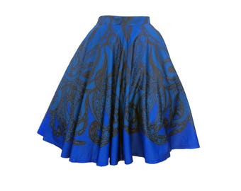 Is fit & flare your cup of tea? Grab a tentacle circle skirt before they disappear!