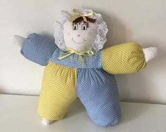Soft rag doll to order