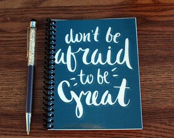 Be Great Notebook