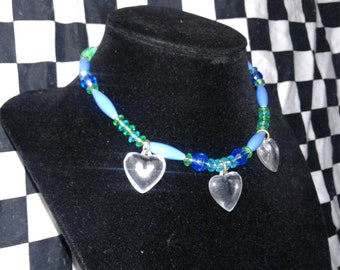 Heart of the Ocean Necklace!