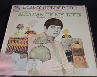 Vintage Vinyl Gatefold Record Bobby Goldsboro's Word Pictures Album UAS-6657