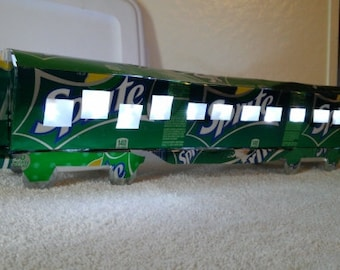 Passenger Train Sleeper Car