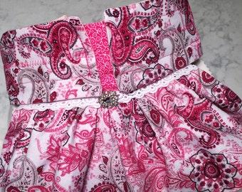 Female Dog Diaper/Female Dog Panty with Skirt