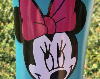 Premium Disney Yeti Decals (8 DESIGNS)