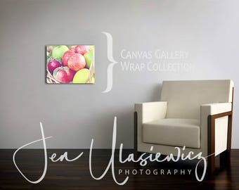 Personalize Any Fine Art Photography Print - make it 11x14 Canvas Gallery Wrap
