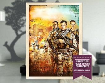 Jarhead, fanart, jarhead poster, jarhead print, best posters, jarhead movie, jarhead  art, jarhead movie art, cool art