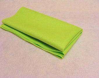 """Bamboo (Xotic) Felt Sheet 21"""" x 20"""" - Grass Skirt"""