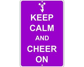 Keep Calm Cheer