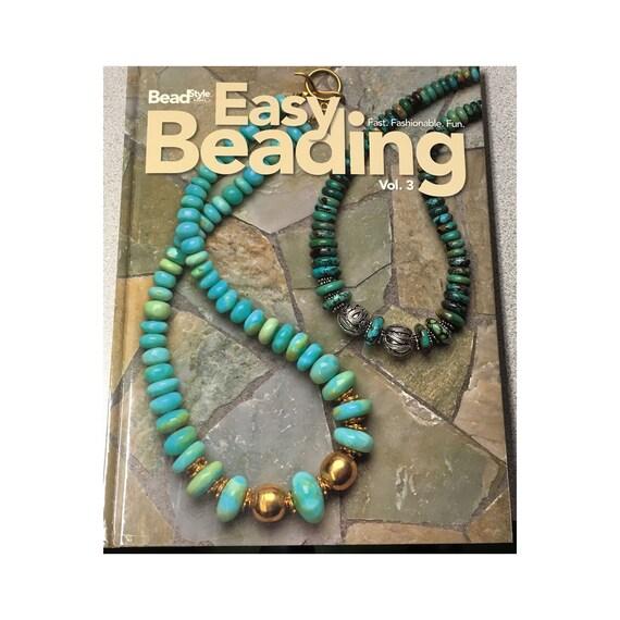 Bead Style Easy Beading Vol. 3 Hardback book