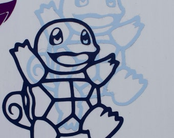 Squirtle Decal