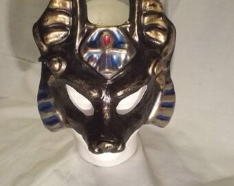 Anubis Mask, Egyptian mask.