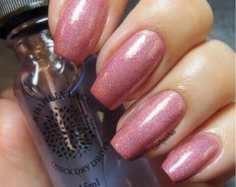 Quick Dry Drops- Helps Your Nails Dry in Just Two Minutes - Fast Set Manicures