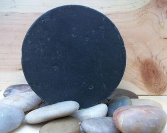 Face Soap, Activated Charcoal Face Soap, Tea Tree Oil Soap, Detox Soap, Vegan Soap, French Green Clay Soap, Facial Soap, Daily Facial