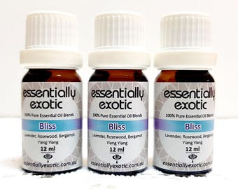 Essentially Exotic Beautiful Blend BLISS 12ml
