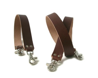 Leather Straps and Leather Cross Body Straps for Handbags