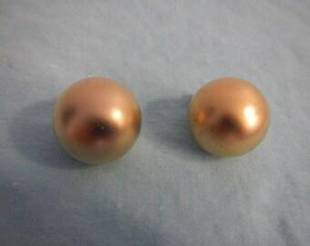 Balls Earrings, Vintage