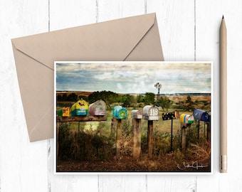 Galisteo Mailboxes