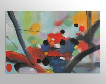 Abstract Painting, Abstract Canvas Painting, Wall Hanging, Original Abstract Painting, Large Abstract Art, Contemporary Art, Oil Painting