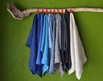 Lınen Tea Towel-Pure Linen Tea Towel - Dish Cloth - Hand Towel / Tea Towel / Kitchen towel /  Dish Towel