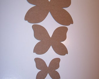 Butterflys Die Cuts Set of 12