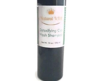 Detoxifying Clay Wash For Natural Hair