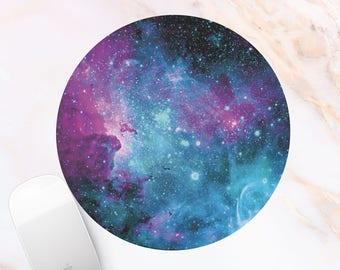 Deep Space Mousepad Galaxy Mouse mat Alien Mousemat Universe Mouse pad stars galaxy desk accessory 17