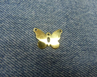 Butterfly metal - gold full