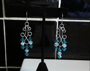 Very cute dangle earrings