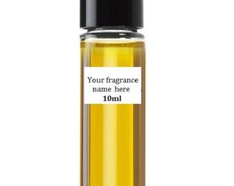 The Alluring Man  -  Perfume oil  - (Gp 8 - The Perfume People)