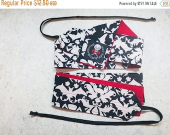 ON SALE Skulls Spiders and Bats, Wrist Wraps, Wrist Wrap, WOD, Weightlifting, Athletic