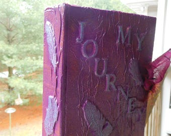 My Journey Journal writing