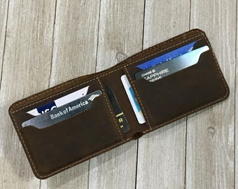 Personalized leather Wallet, Personalized wallet, personalized wallet men, personalized mens wallet, leather wallet, mens leather wallet