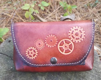 Tobacco pouch leather, Leather Tobacco Pouch, Pirate Tobacco Pouch, pouch tobacco Pirate Steampunk Tobacco pouch, joke steampunk