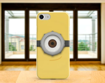 Minion Camera Case : Phone case phone covers minion etsy nz